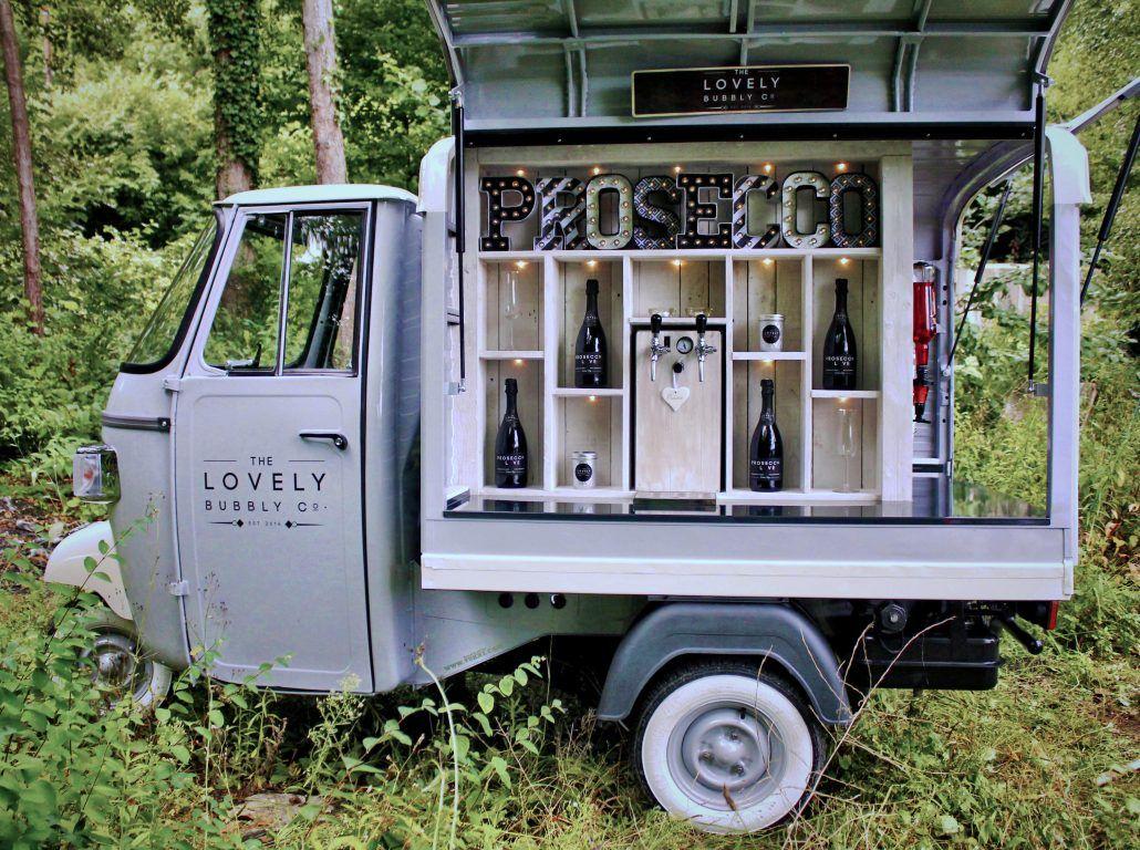 chicago food trucks for weddings