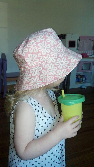 KCWC oliver + s reversible bucket hat