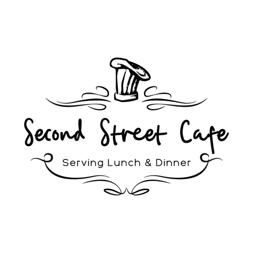 Chef Hat Premade Logo Design Customized With Your Business Name Bakery Logo Design Restaurant Logo Design Premade Logo Design