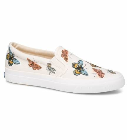 19a2867f098e RIFLE PAPER Co. Monarch Anchor Slip-On by Keds