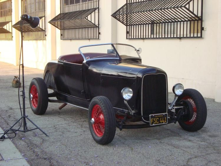 """Hot Rods - """"The Official Model A Roadster Thread"""" (PICS) 