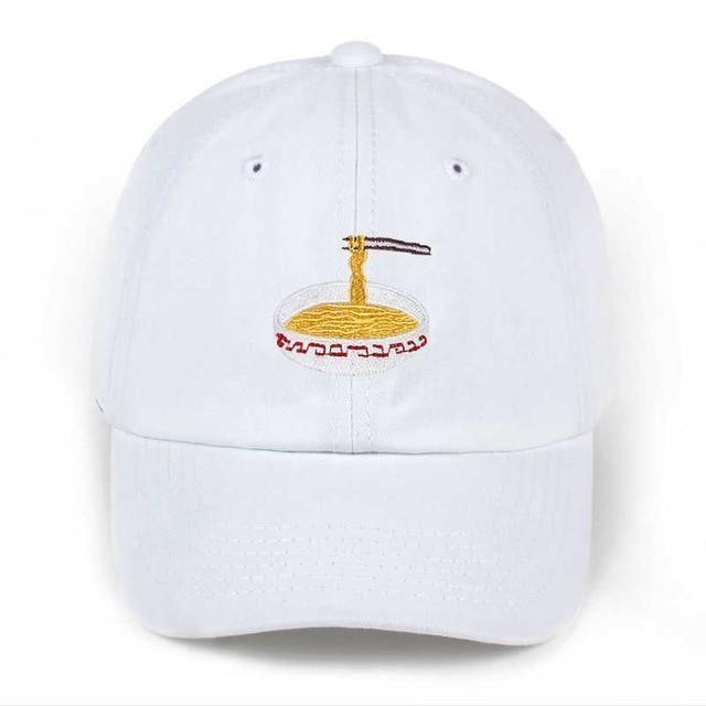 98a6ae5d Ramen Cap Cool Dad Hats, Hat Embroidery, Summer Hats, Snapback Cap, Girl