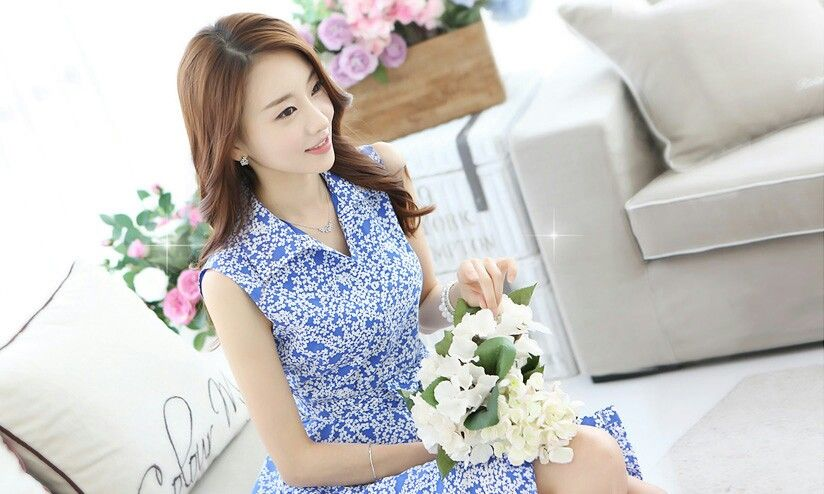 http://www.styleonme.com/shop/view.php?index_no=26950&lcate=0101  Styleonme Blue flower prints dress