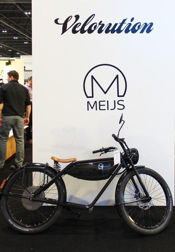Meijs Motorman electric Motorbike