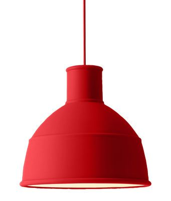Suspension unfold en silicone rouge muuto loft pinterest lofts muuto orange unfold pendant light unfold soft silicon rubber shade creates a unique and playful take on the classic industry lamp design mozeypictures Gallery
