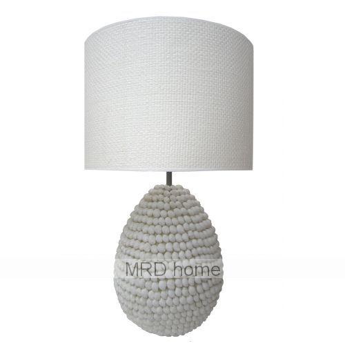 MRD Home - Chloe Shell Lamp Large