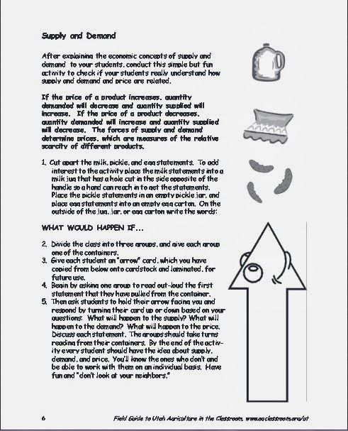 Classroom Compulsion Using Containers To Engage Students Teaching Economics Social Studies Elementary Economics Lessons 7th grade economics worksheets