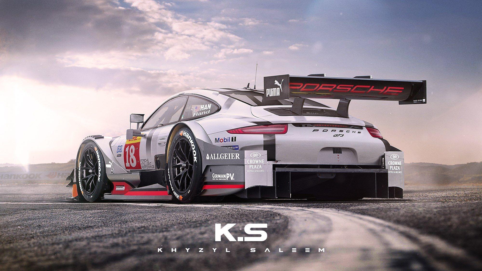 2017 Dtm Porsche Gt3 2000 1125 Porsche Car Wallpapers Porsche 911 Gt3