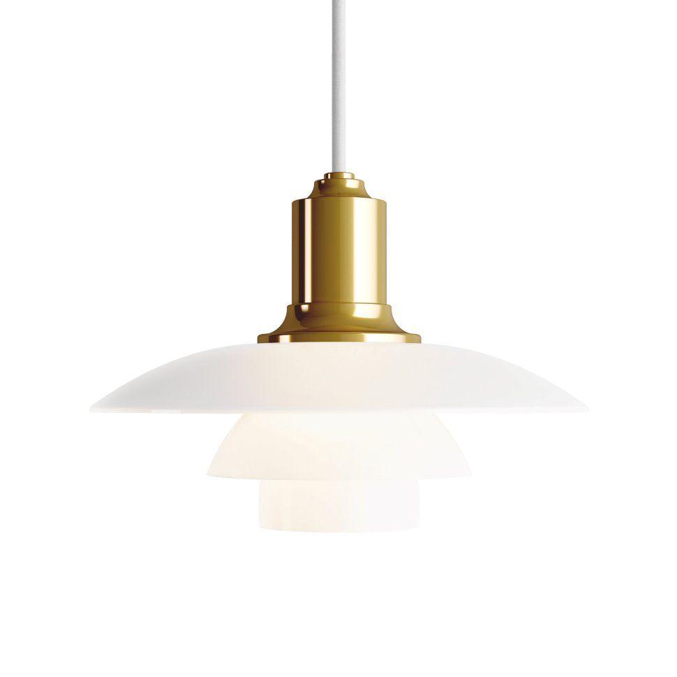 Ph 2 1 Pendelleuchte Von Louis Poulsen Online Kaufen Anhanger Lampen Pendelleuchte Logarithmische Spirale