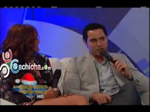 Entrevista A @georginadulucr Y @Raeldolopez Con @Nahiony En @DeExtremo15 #Video   Cachicha.com