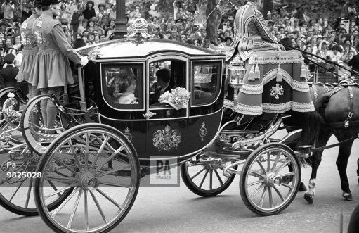Royalty - Prince of Wales and Lady Diana Spencer Wedding - London