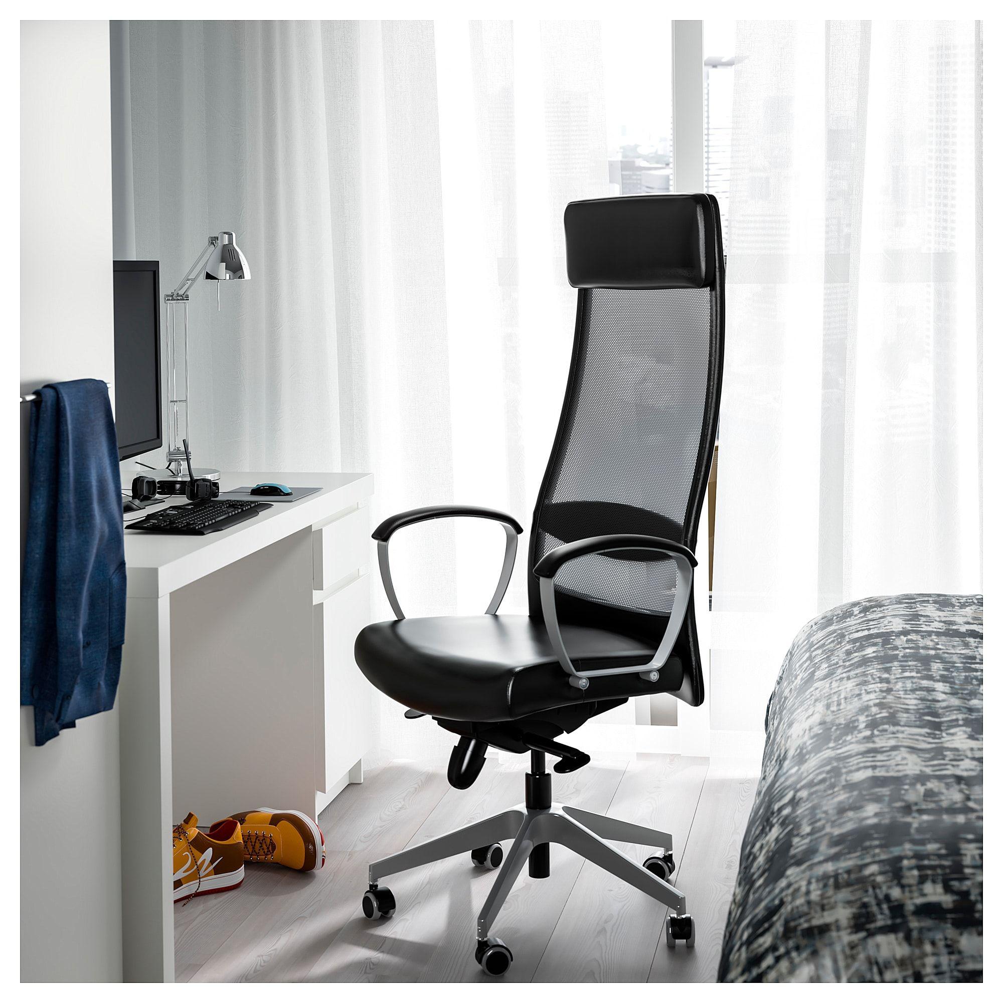 IKEA MALKOLM DESK Office Adjustable