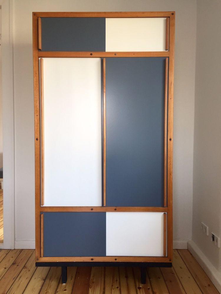 Fabulous Andre Sornay Cabinet Kleiderschrank Schrank Wardrobe in Antiquit ten u Kunst Design