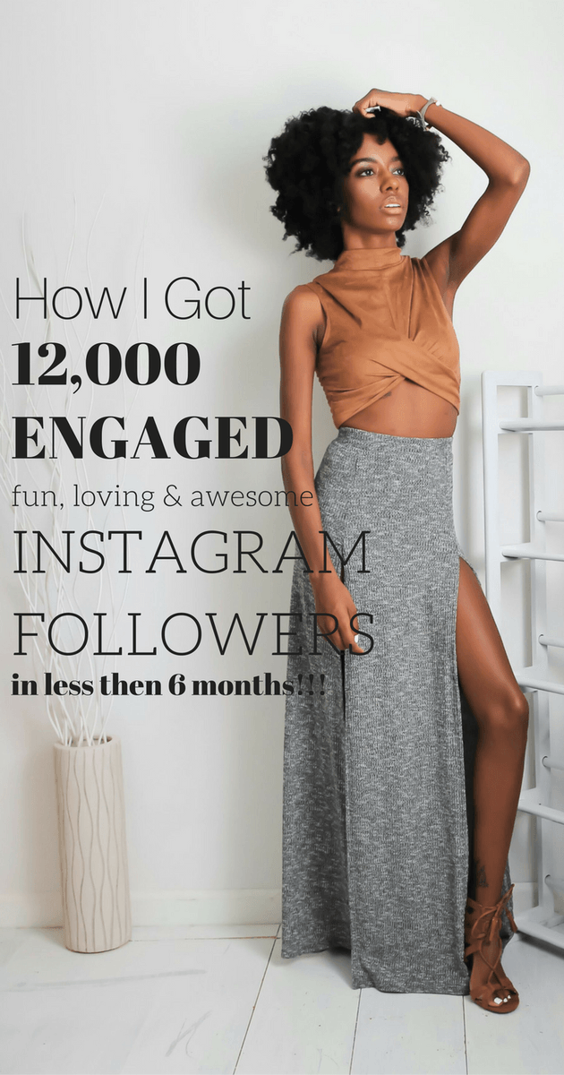 Recently I keep getting asked how I have gained so many followers on Instagram as well as what I do to get companies to send me free stuff and even pay me to post photos of their products. Well tod…