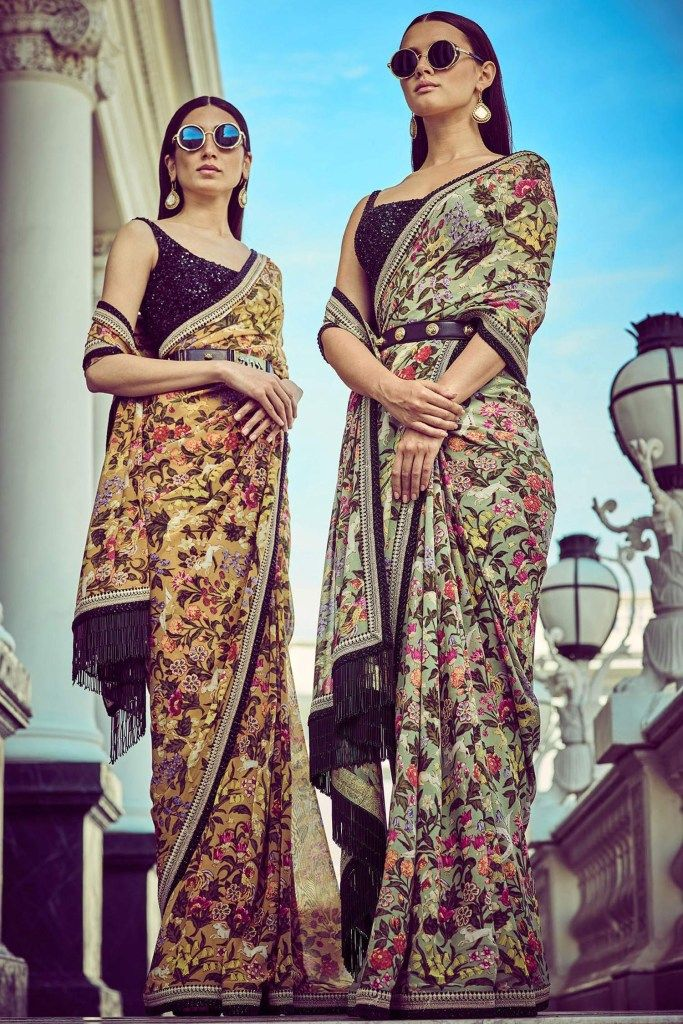 Photo of 8 Brides Who Ditched The Lehenga And Wore Sabyasachi Sarees To Their Wedding – Frugal2Fab