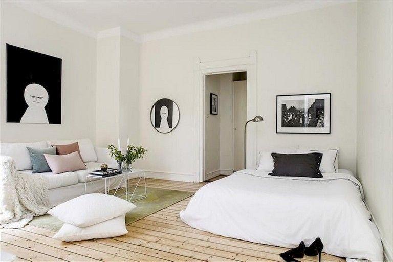 63 Intelgent Studio Apartment Decorating Ideas Studio Apartment