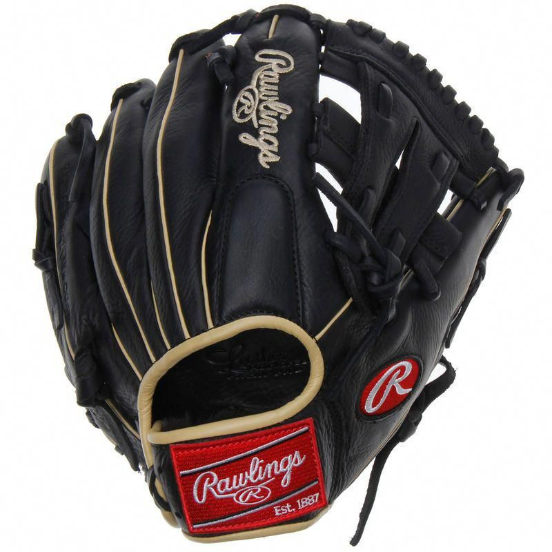 """Rawlings Youth Gold Glove Gamer 11.25"""" Pro Taper Infield"""