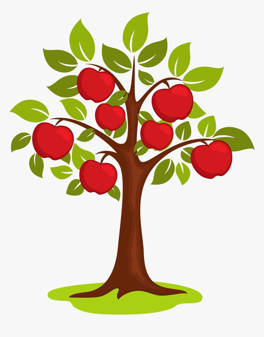 Cartoon Apple Tree Google Search Arte De Maca Clip Art Arte De Arvore