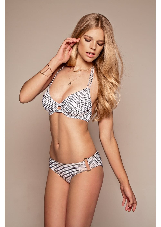 d33a3e6166c Miss Mandalay Swimwear - Hamptons Full Bust Halter Bikini Top D - GG Cup  Sizes: