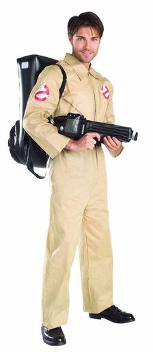 Rubies Ghostbusters Classic Movie Ecto Adult Mens Halloween Costumes STD 16529