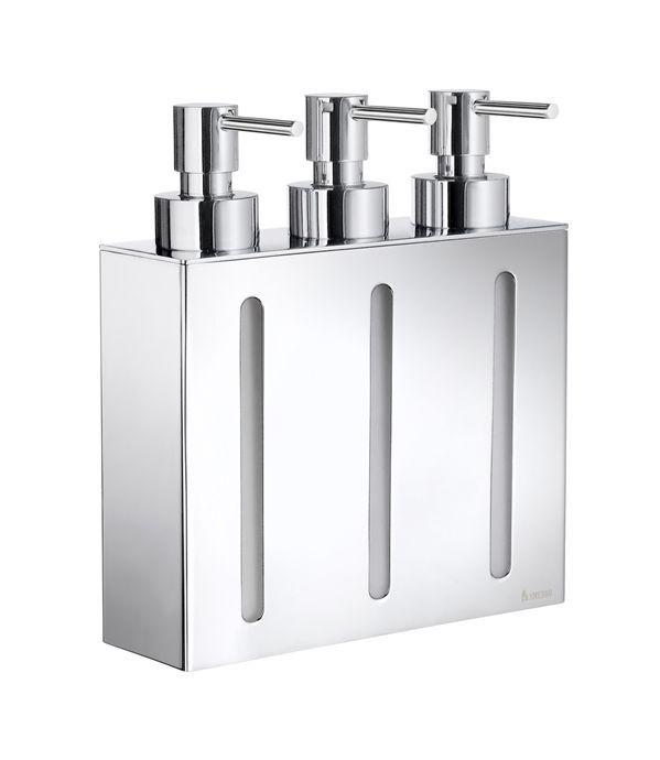 Outline Wallmounted Shower Dispenser Great For Shampoo
