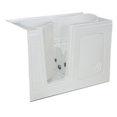 Soaker Walk In Bath Tub Available In Left Side Drain And Right