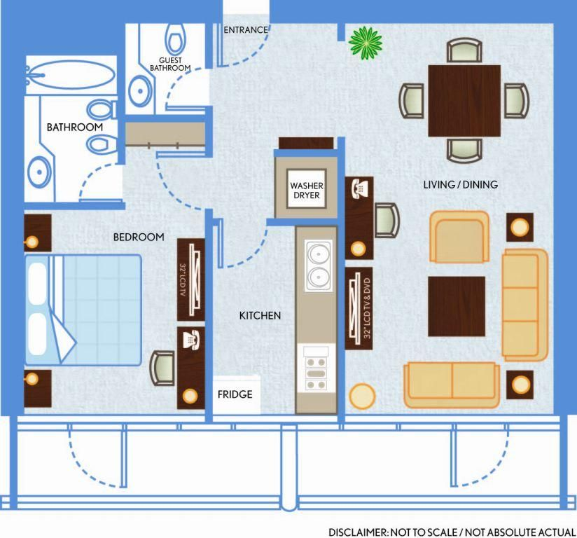 Floor plans for an in law apartment addition on your home for Single family homes with inlaw apartments