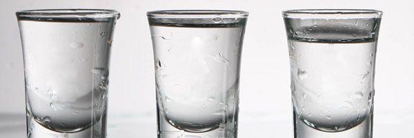 80 Cal in one shot   Vodka proof, Vodka, Vodka shots