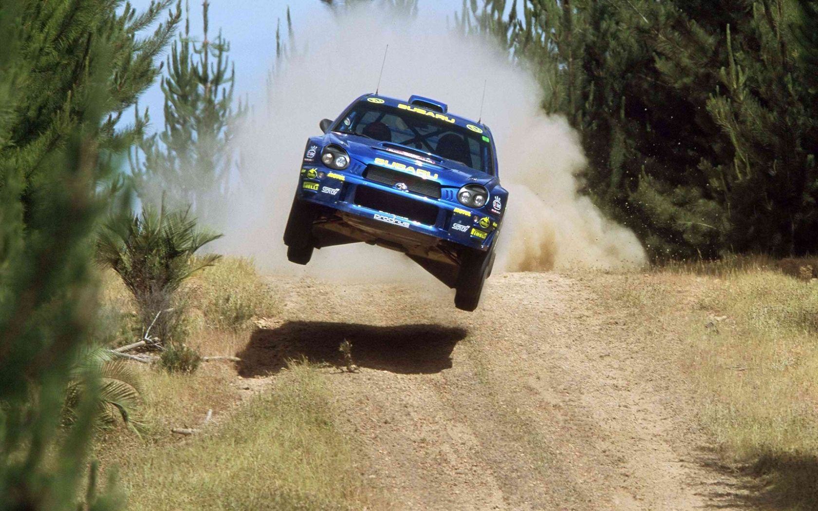 Cars Jumping Rally Subaru Impreza Wrx - Rally Car Wallpaper | Rally ...