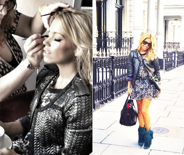 Sylvie in Londen | ByDanie
