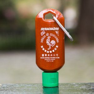 Amazon.com   Huy Fong Sriracha Hot Sauce Keychain Bottle 1.69oz 3-Pack dcbe309d039a