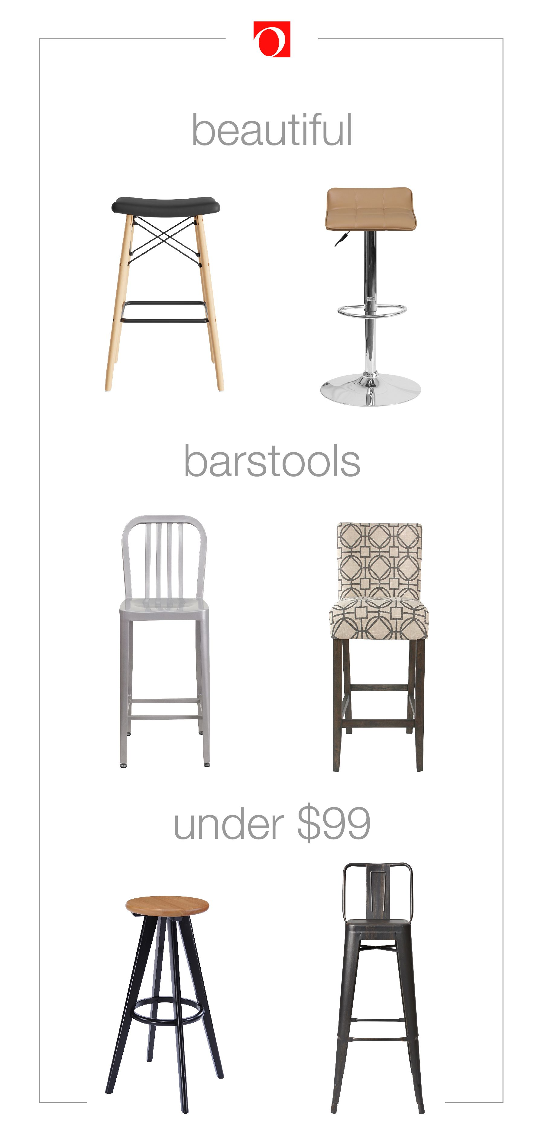 Whether You Need Comfortable Upholstered Stools For Your Kitchen Counters Or Simple Metal Stools For The Ho Diy Home Decor On A Budget Tuscan Design Home Decor