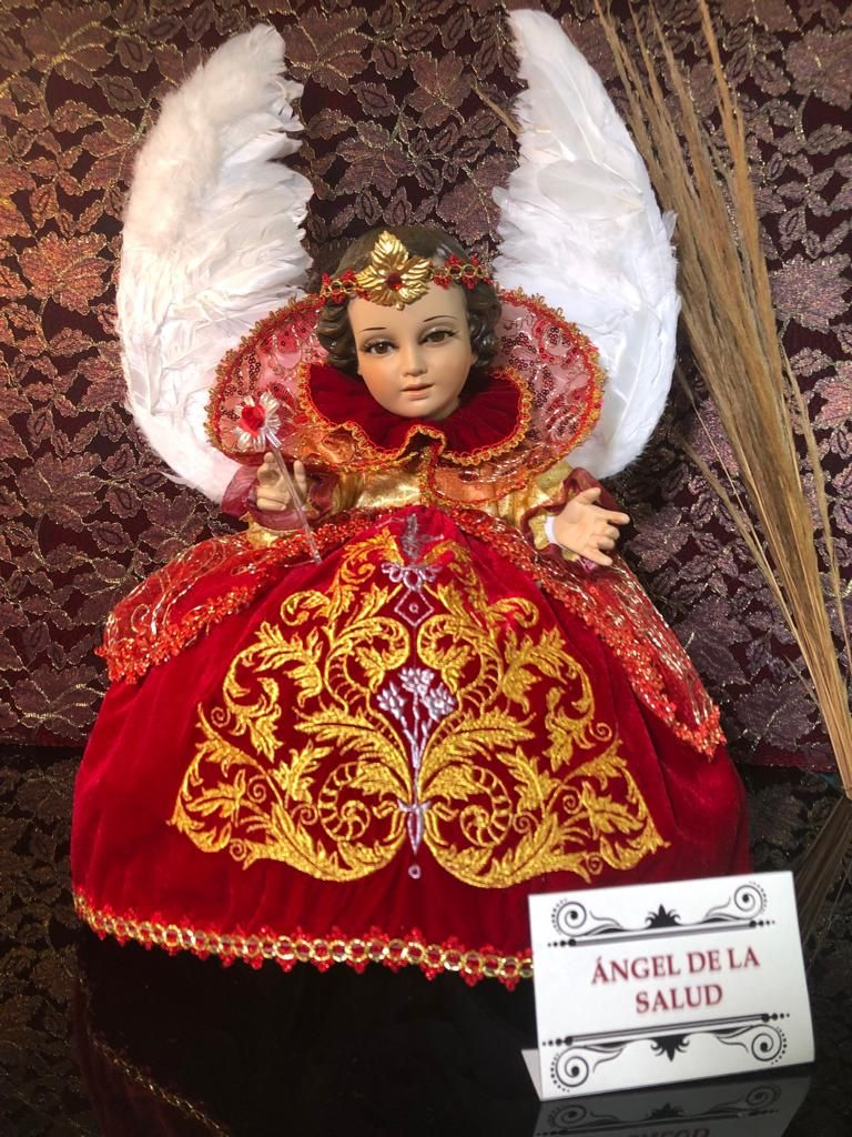 Creaciones Cid Vestido De Nino Dios Ninos De Dios Adornos De Navidad Dia De La Candelaria