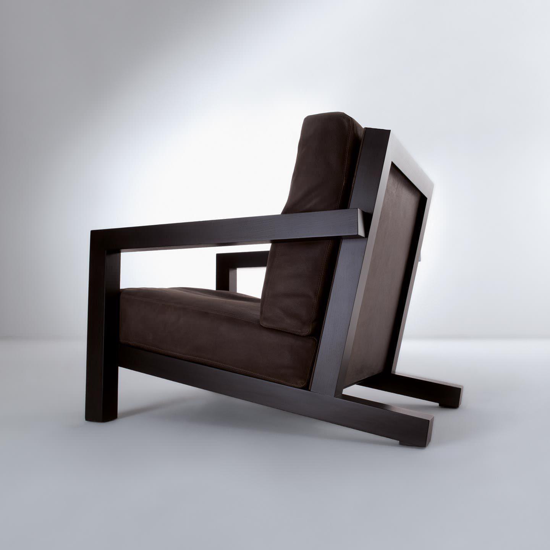 inspirant fauteuil cuir contemporain Idées