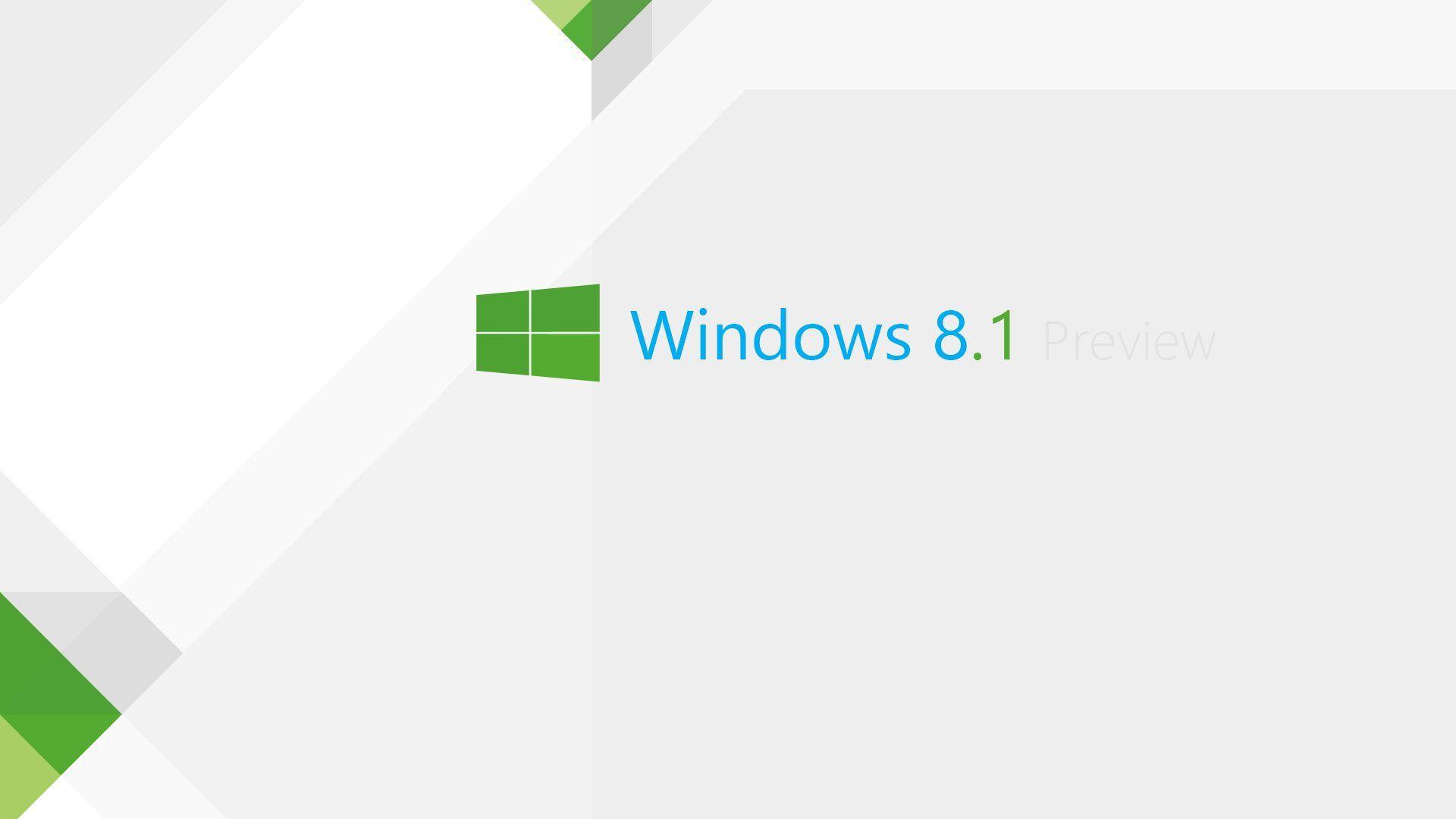 Minimalist Elegant Windows 81 HD Wallpaper