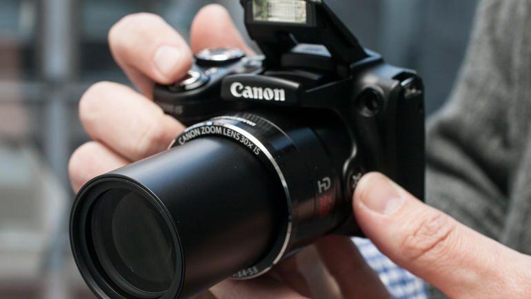 Canon Powershot Sx500 Is Review Cnet Canon Powershot Powershot Digital Camera