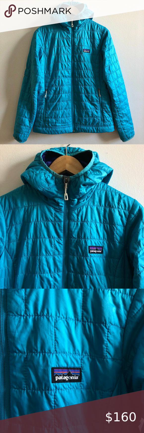 {NEW} Patagonia Nano Puff insulated hooded jacket in 2020