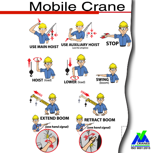 Crane Signal Safety Cranes Signal Handsignal Mondaymotivation Safety Vmecranes Vmengineers Crane Safety Science Safety Engineering Tools
