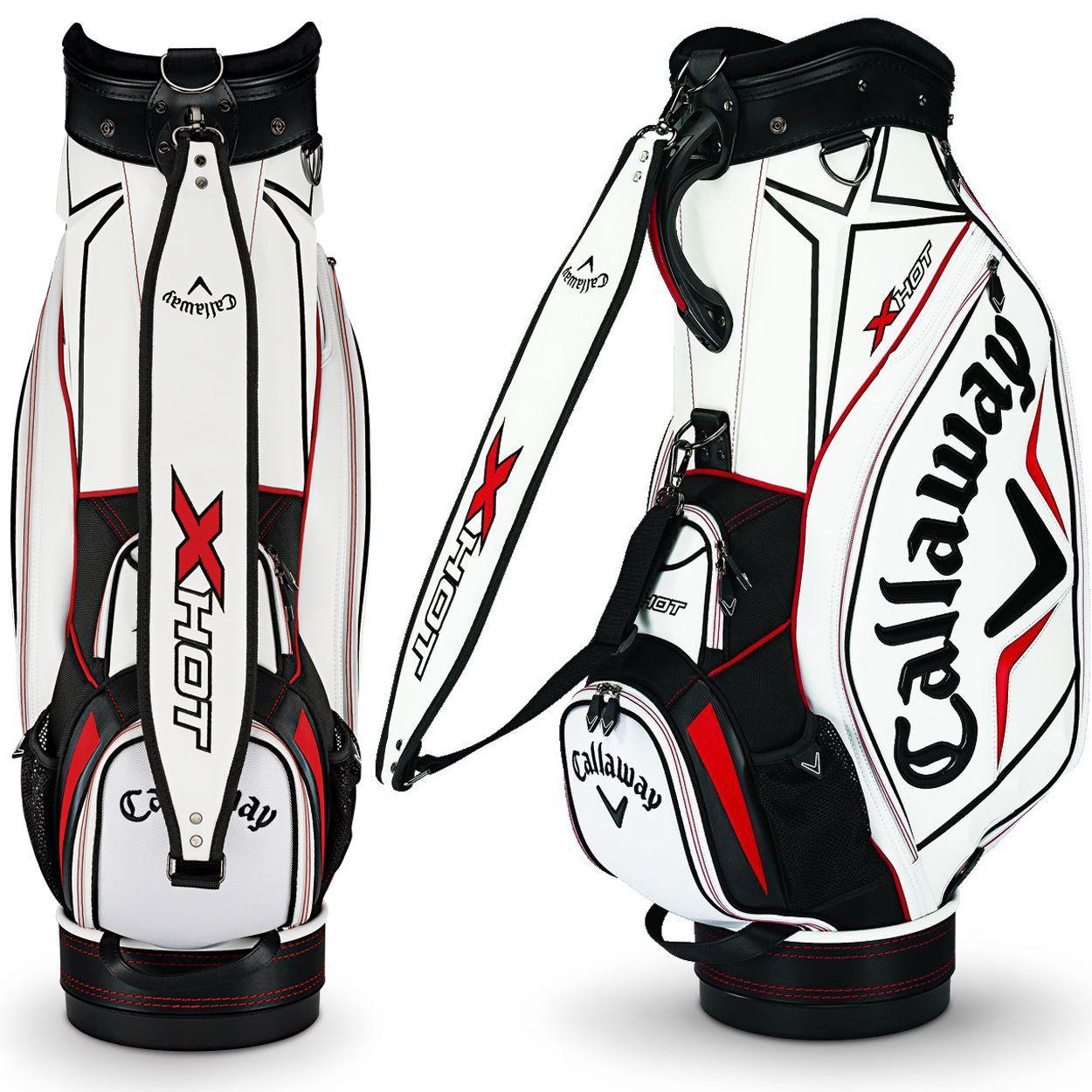 15+ Callaway x hot cart golf bag information
