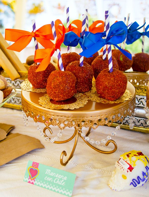 Food Ideas Vibrant Festive Frida Kahlo Inspired Mexican Party