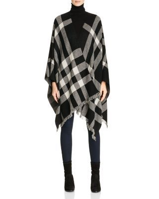 Splendid Sterling Plaid Wrap | Bloomingdale's