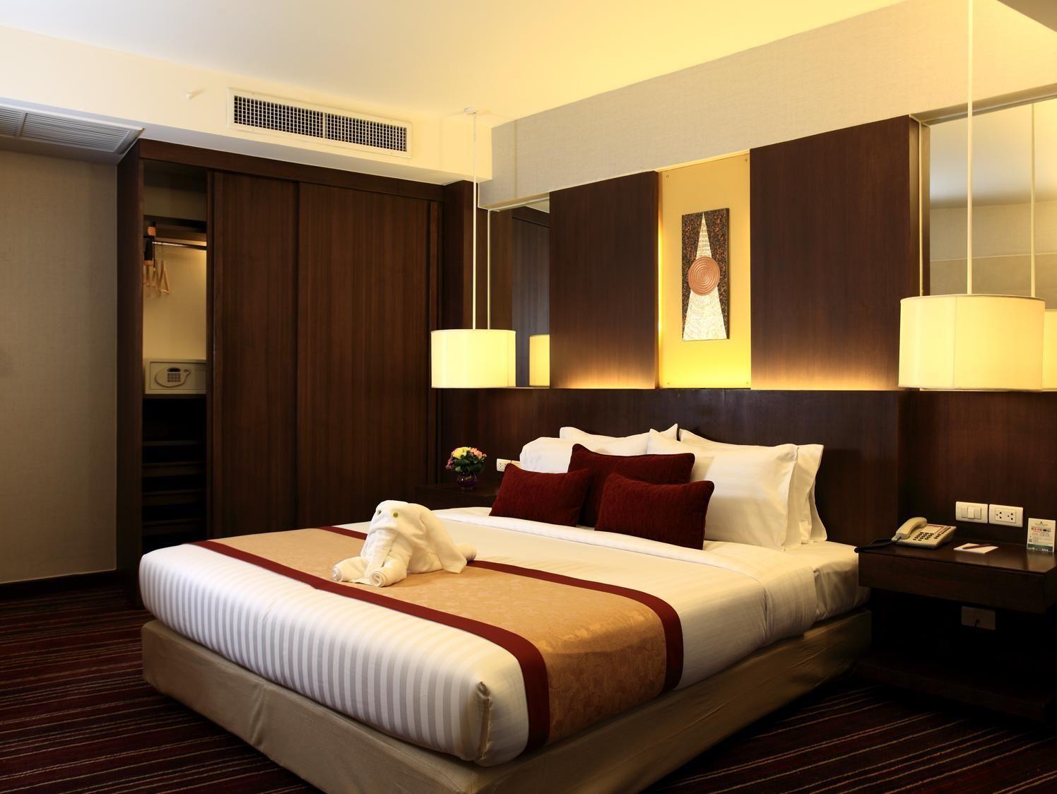 Ambassador Hotel Bangkok Bangkok Thailand Ambassador Hotel Hotel Room