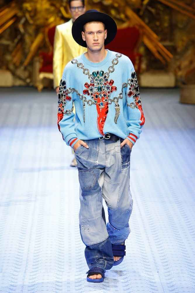 Damir Doma Fall 2018 Menswear Fashion Show | Mens fashion