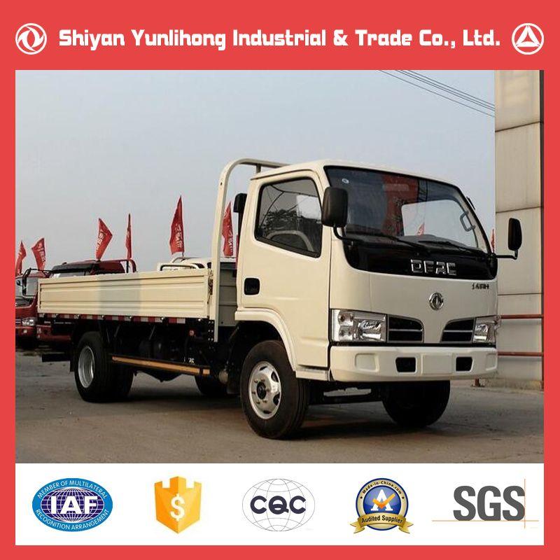 a67b261055 Shiyan Yunlihong 4x2 4 Ton Truck Dimension DFM 4 Ton Mini Cargo Truck