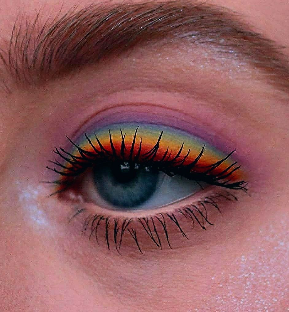 The ultimate festival beauty inspiration @makeup.hum