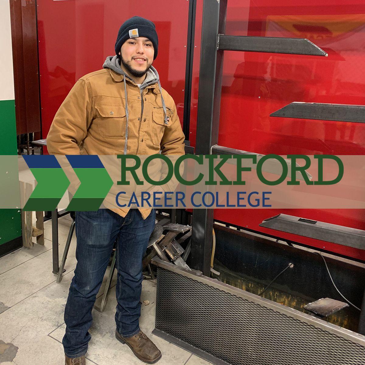 Graduate highlight ronaldo gonzalez welding careers