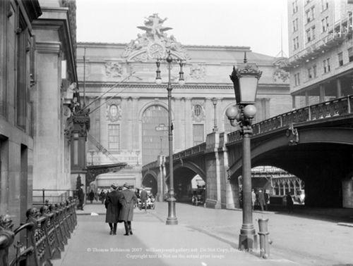 Resultado de imagen para grand central new york 1922