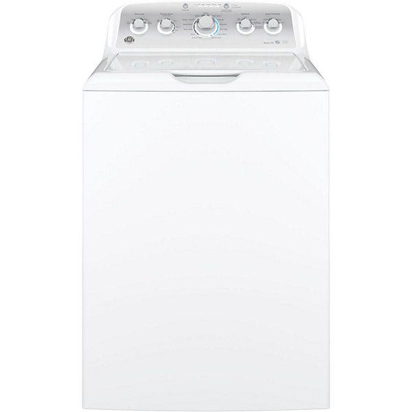 GE® ENERGY STAR® 4.2 DOE cu. ft. Stainless Steel Capacity