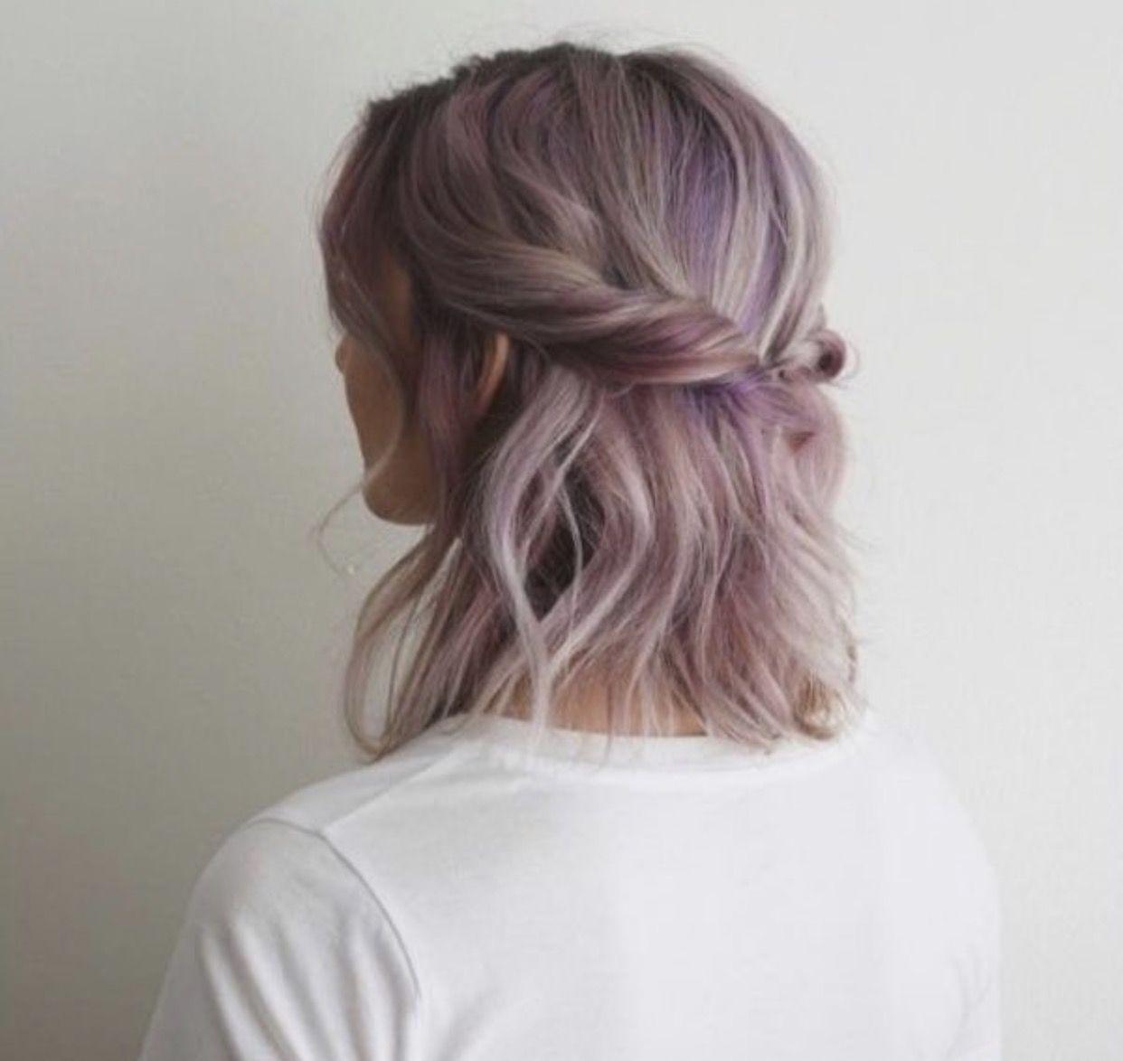 Lillpsycho Hair In 2018 Pinterest Schulterlanges Haar
