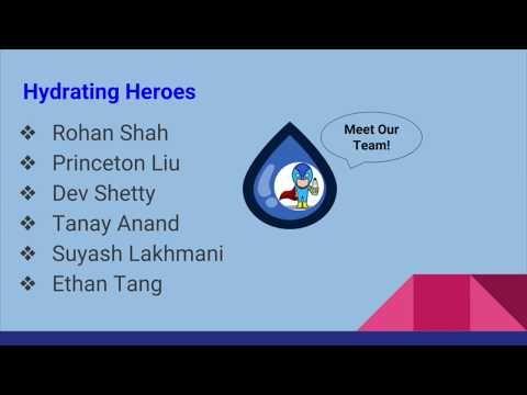FLL 2017 Hydrodynamics Project Presentation Slides - YouTube - project presentation